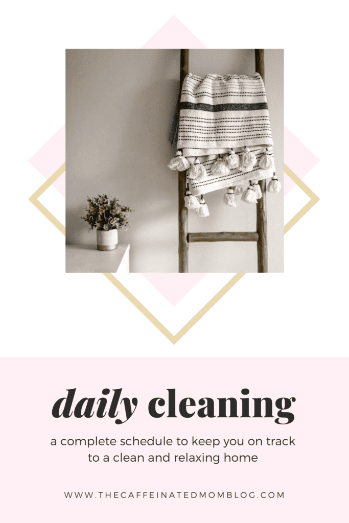 daily cleaning